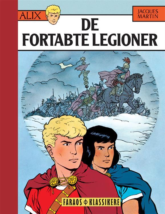Alix 6 De fortabte Legioner