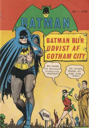 Batman 1 Uglernes Domstol RW forside