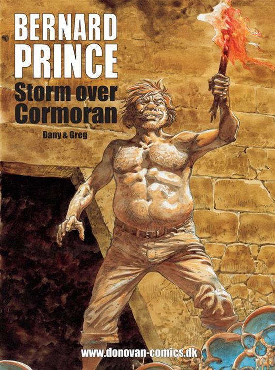 Bernard Prince 15 Storm over Cormoran