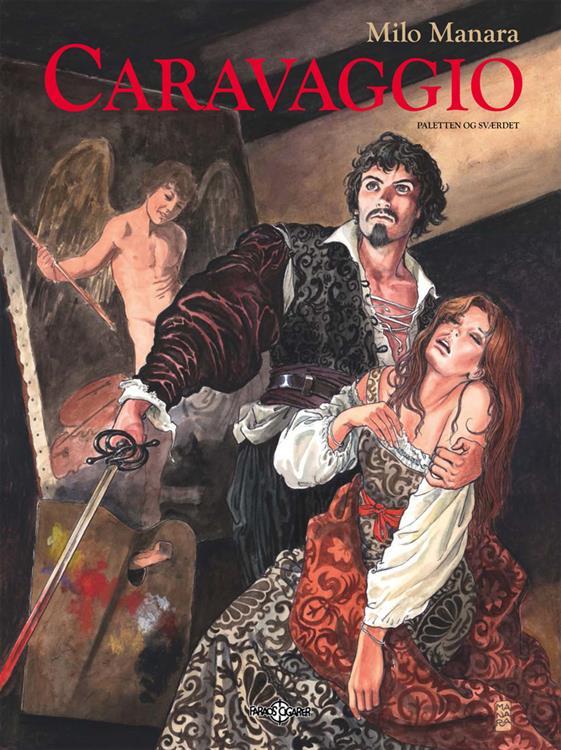 Caravaggio – Paletten og sværdet