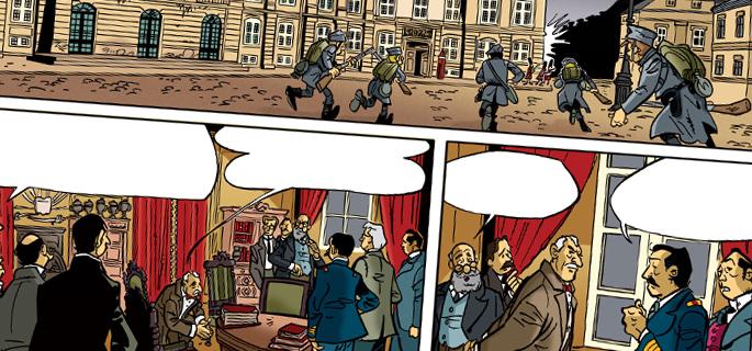 Dronning-Margrethe-II-tegneserie