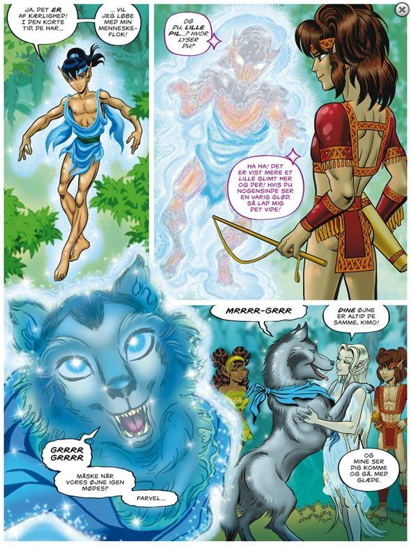 Elverfolket Sidste Jagt 1 – 1