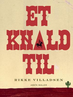 Et Knald Til forside cover