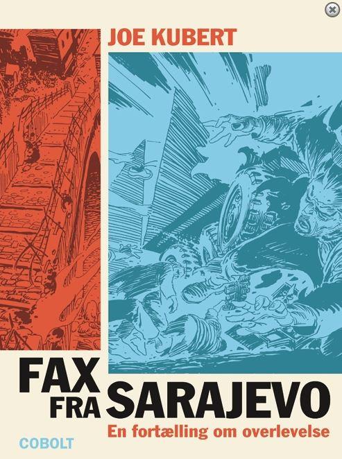 Fax fra Sarajevo forside