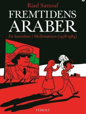 Fremtidens Araber forside