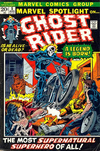 Ghost-Rider-Comic