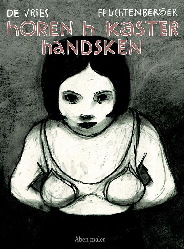 Horen H Kaster Handsken forside cover