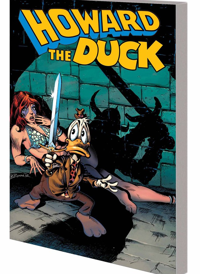 Howard the Duck 2015