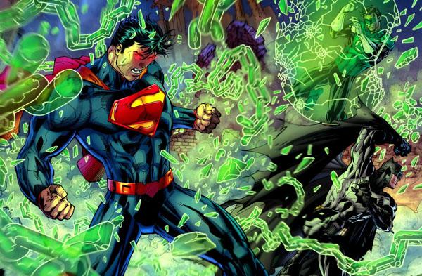 Justice League bog 1 klip