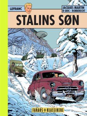 Lefranc 12 Stalins søn