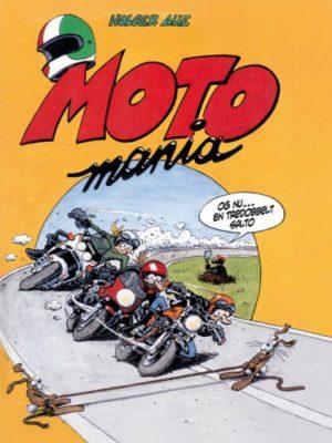 MOTOmania 1 forside