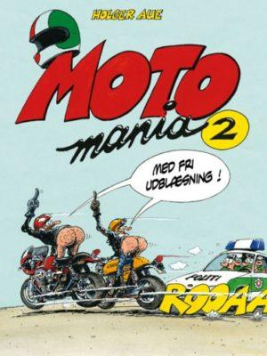 MOTOmania 2 forside