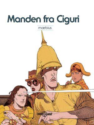 Major Grubert 3 - Manden fra Ciguri