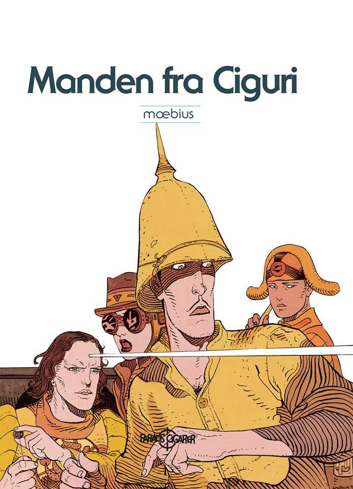 Major Grubert 3 – Manden fra Ciguri