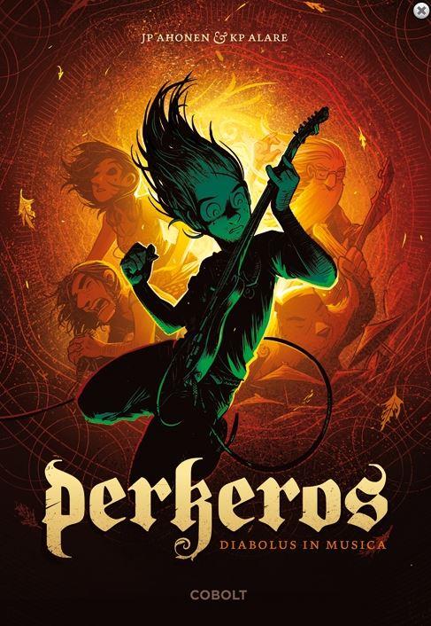 Perkeros forside
