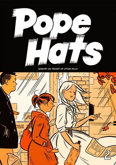 Pope Hats 2 forside