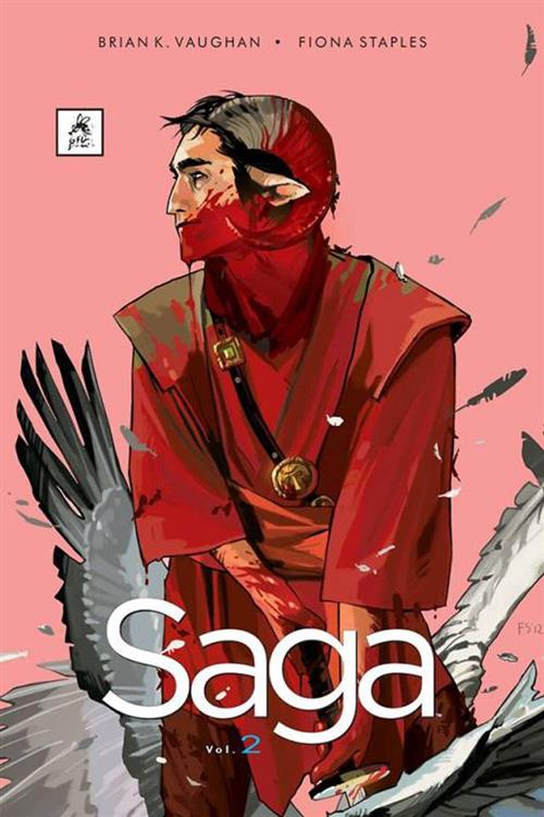 Saga 2 cover