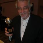 Denis Kitchen blev meget fortjent medlem af Eisner Awards Hall of Fame.