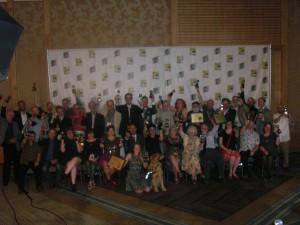 Alle dette års glade Eisner Awards vindere!