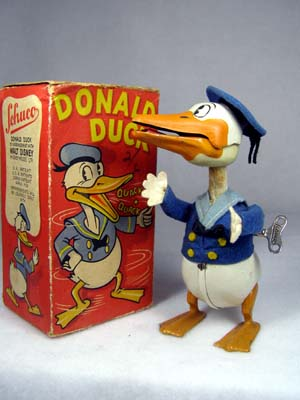 Schuco_Donald_Duck