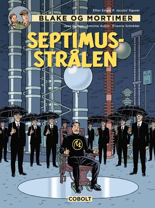 Septimusstrålen forside