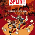 Splint 54 Piccoloen på Sniper Alley
