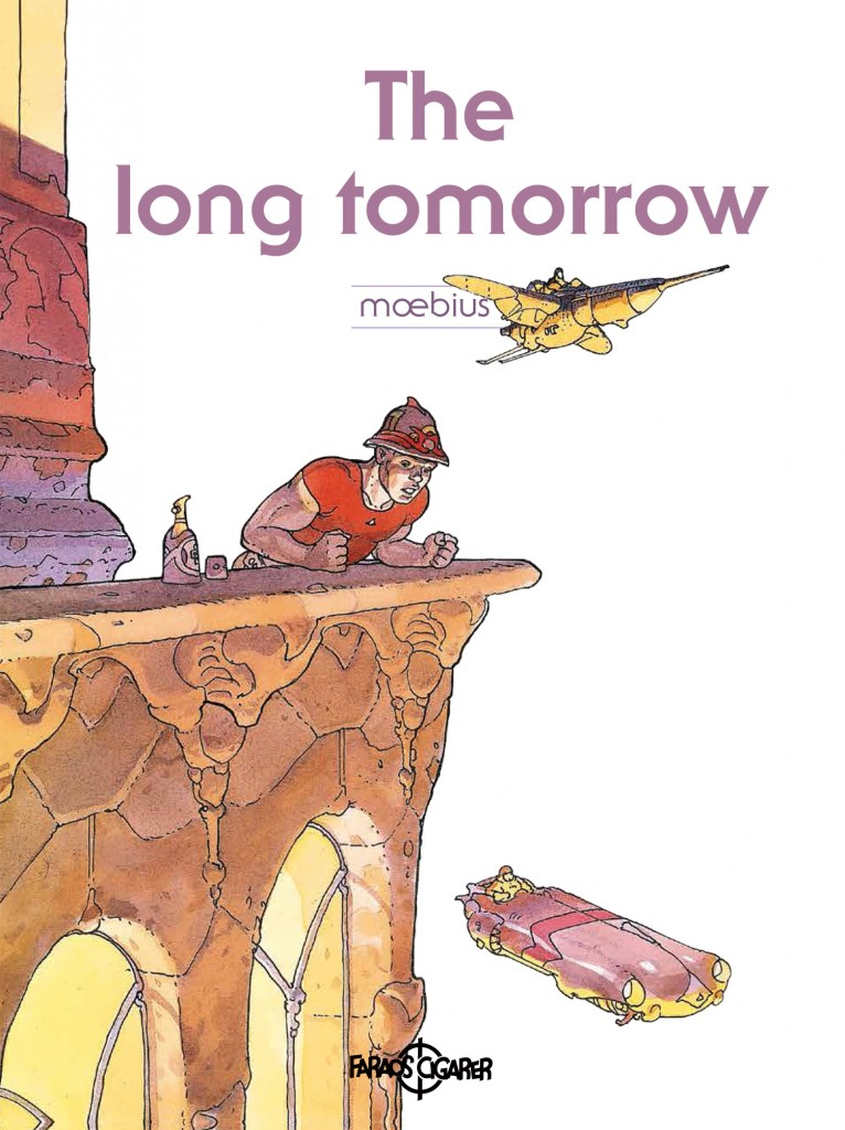 The Long Tomorrow forside