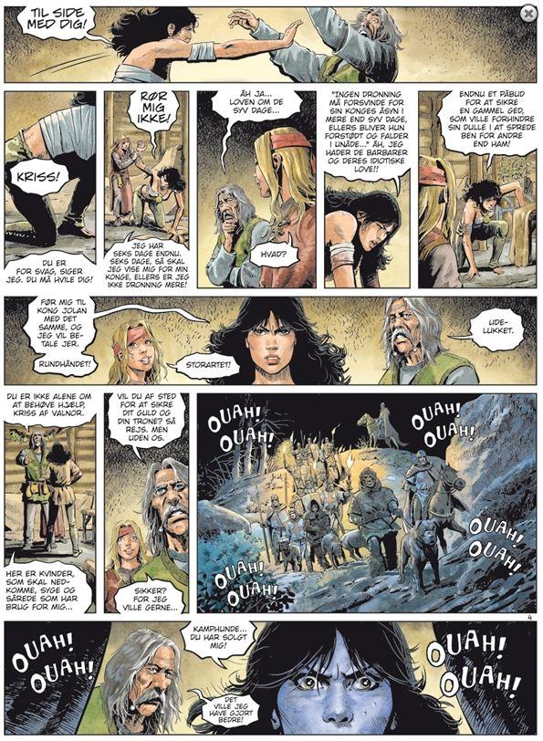 Thorgals Verden Kriss af Valnor 6 – 01