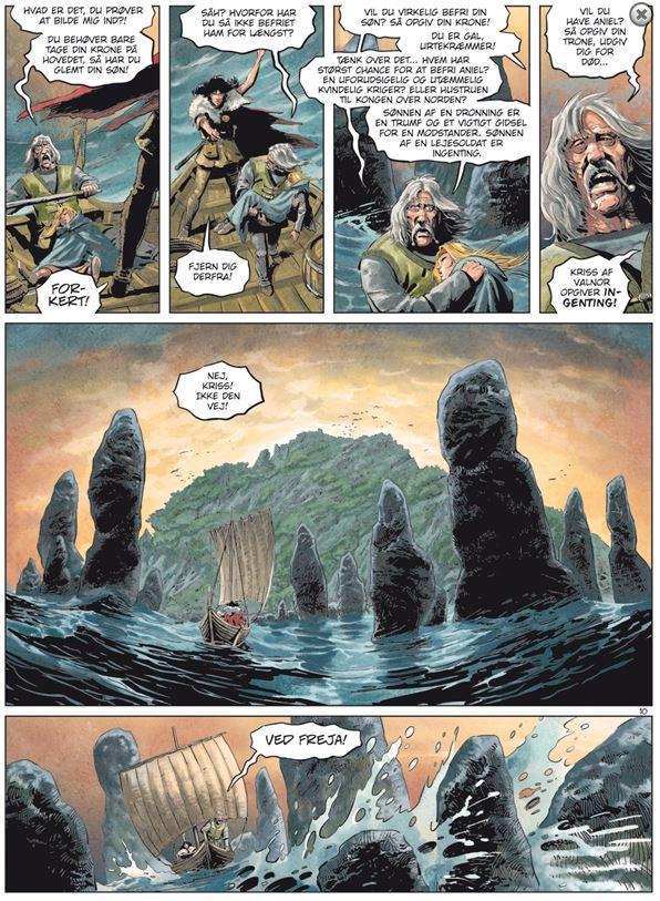 Thorgals Verden Kriss af Valnor 6 – 03