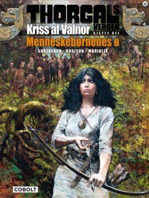 Thorgals Verden Kriss af Valnor 6 - forside