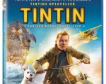 VIND Tintin: Enhjørningens Hemmelighed på BLU-RAY med Serieland!