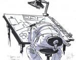 Er DU en ung og dygtig tegneserietegner?