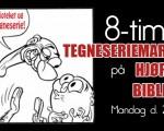 Tegneseriemaraton på Hjørring Bibliotek