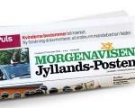Serieland-kronik i Jyllandsposten.