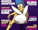 Marge Simpson i Playboy!