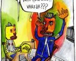 Det feminine aftryk på det svenske tegneseriemarked
