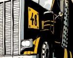 Stripburger #48 – tegneserier fra Slovenien og omegn