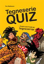 Mandelgave 2008: TegneserieQUIZ