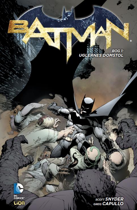 Batman 1 Uglernes Domstol forside