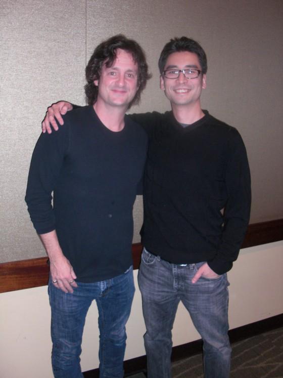 Jeff Smith (tv) og Kazu K