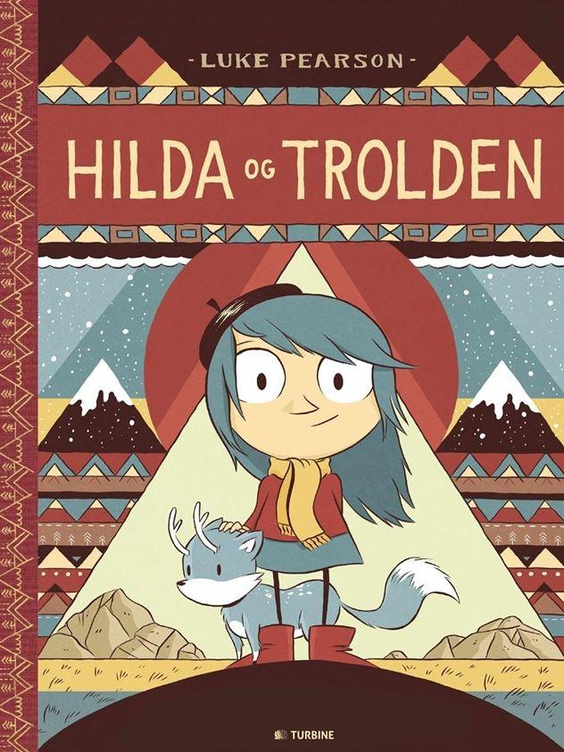 Hilda og Trolden Dansk Turbine
